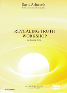 Revealing Truth with David Ashworth - DVD of LIVE Workshop